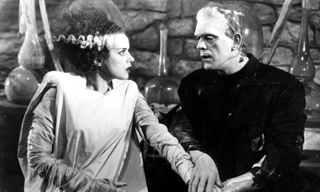 The Bride of Frankenstein (1935, dir by James Whale)