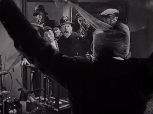 The Invisible Man (1934, dir by James Whale)